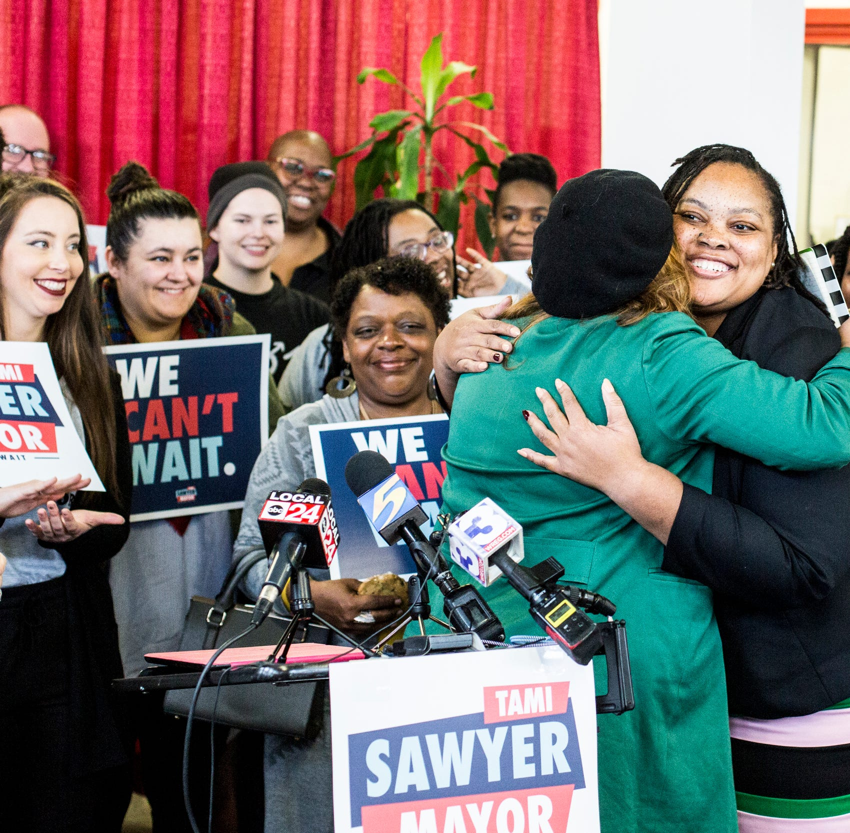 Tami Sawyer launches equity-focused platform in her bid to be Memphis' first woman mayor
