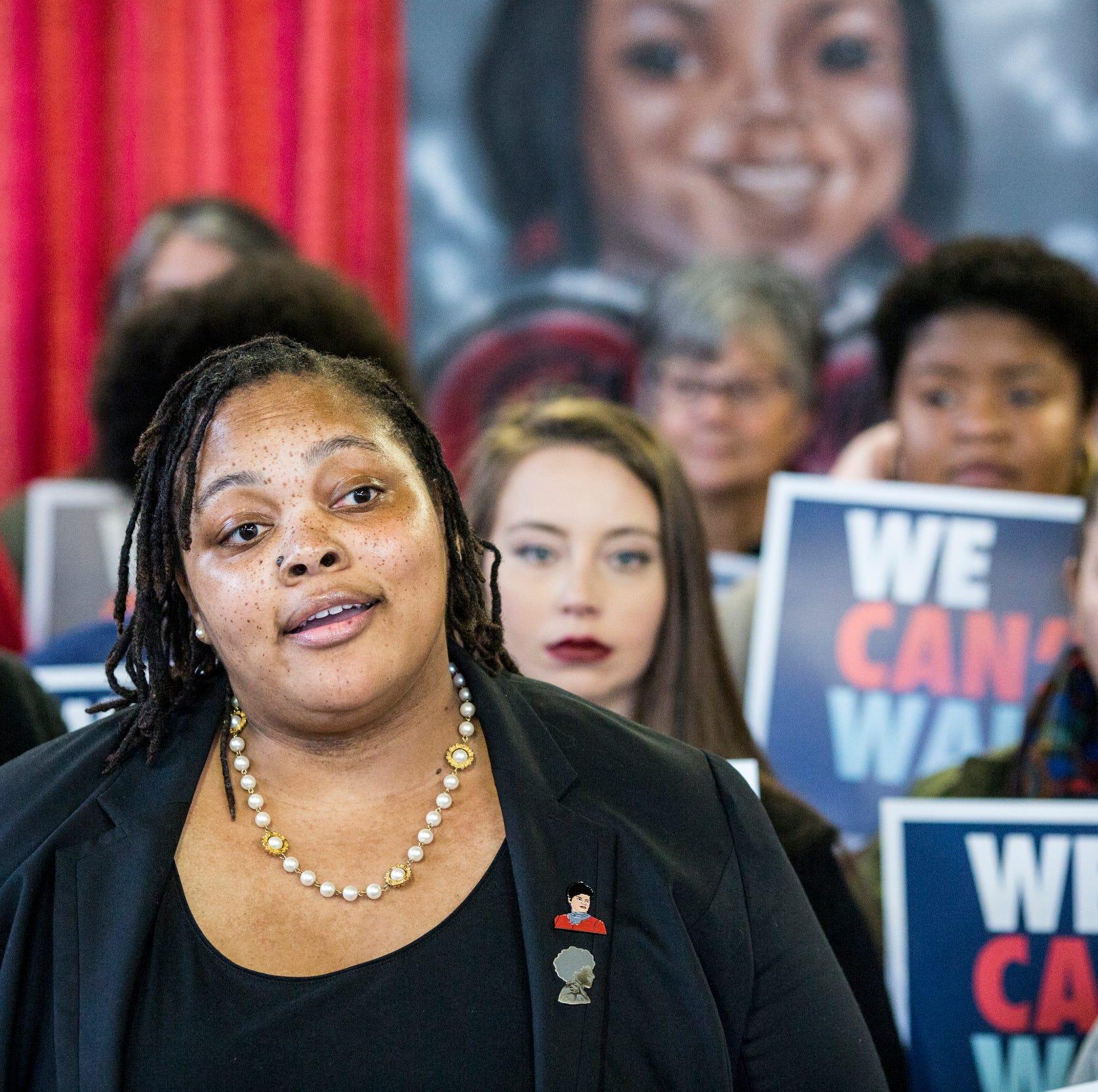 Can Tami Sawyer persuade enough millennials to make her Memphis' next mayor?