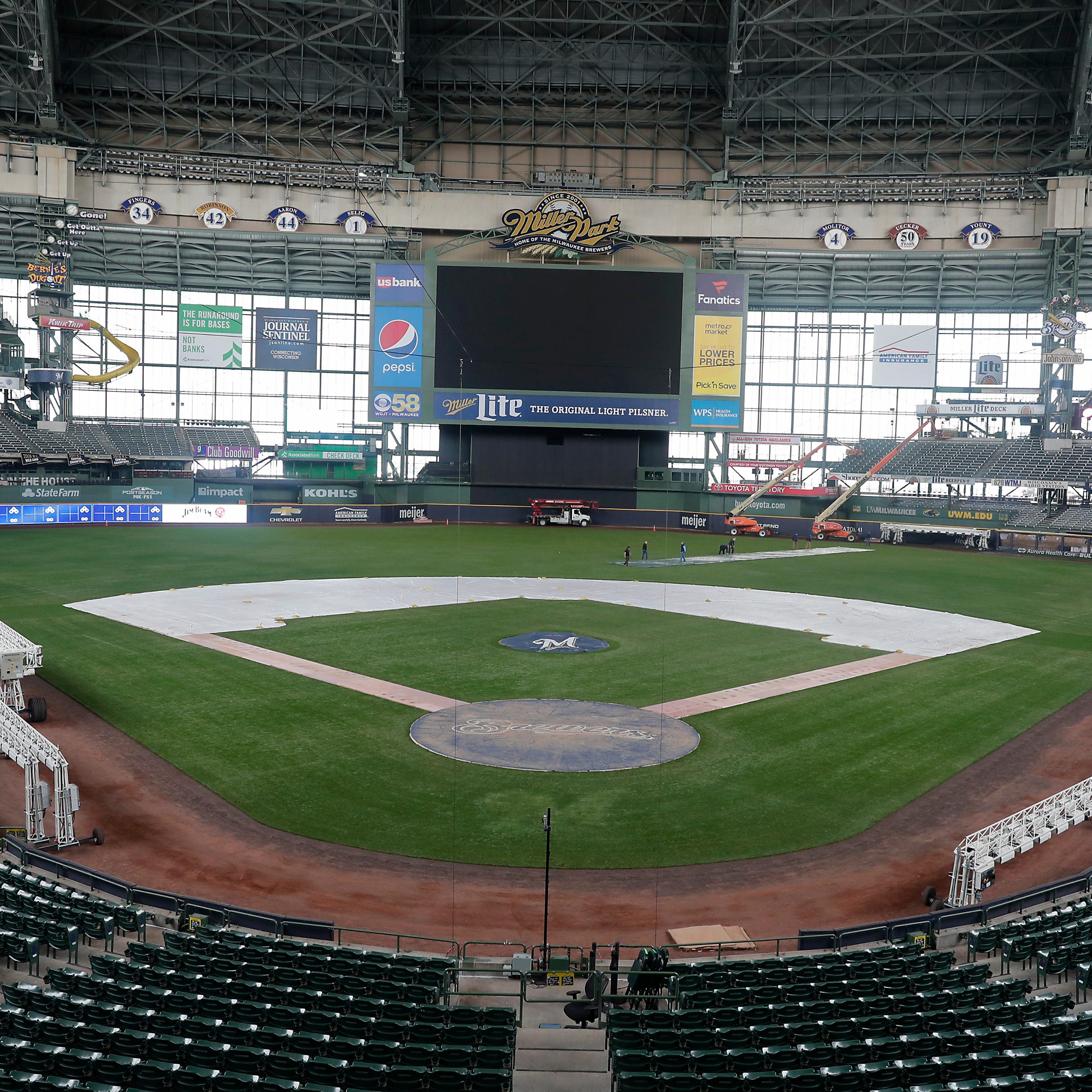 The Miller Park stadium tax has been in place for 22 years. It will likely end next year