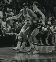 Marc Marotta played at Marquette from 1981-'84.