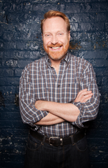 """Comedian Kevin Allison hosts """"Risk!"""", a live show and podcast on which people """"tell true stories they never thought they'd dare to share in public."""""""