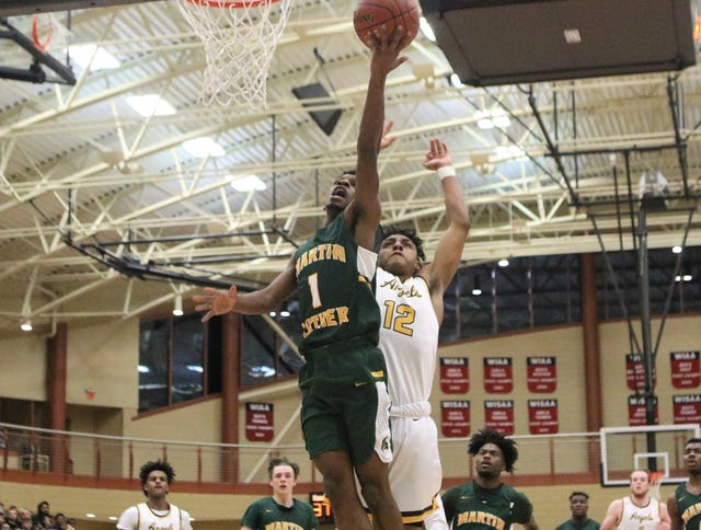 WIAA state basketball: Martin Luther's Big 3 makes most of