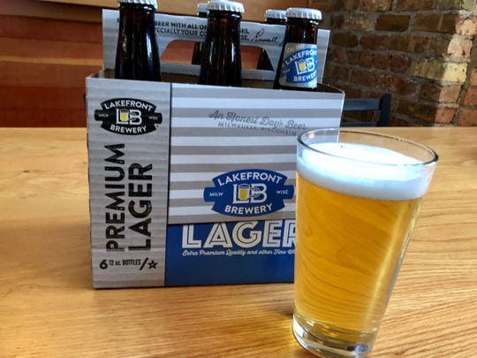 Lakefront Lager is a gateway beer for spring.