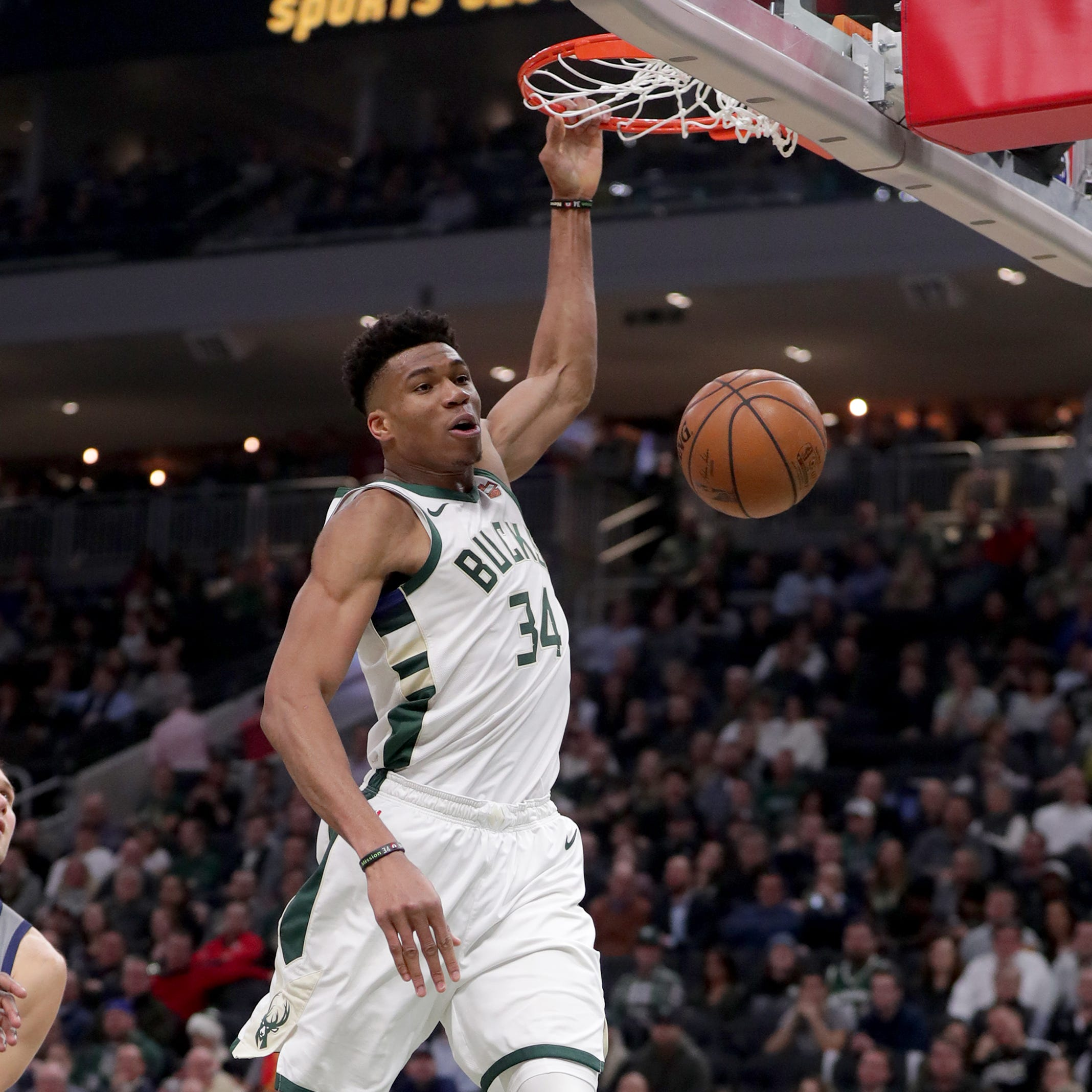 Bucks 117, Pacers 98: Technically speaking, Giannis' outburst turned the tide