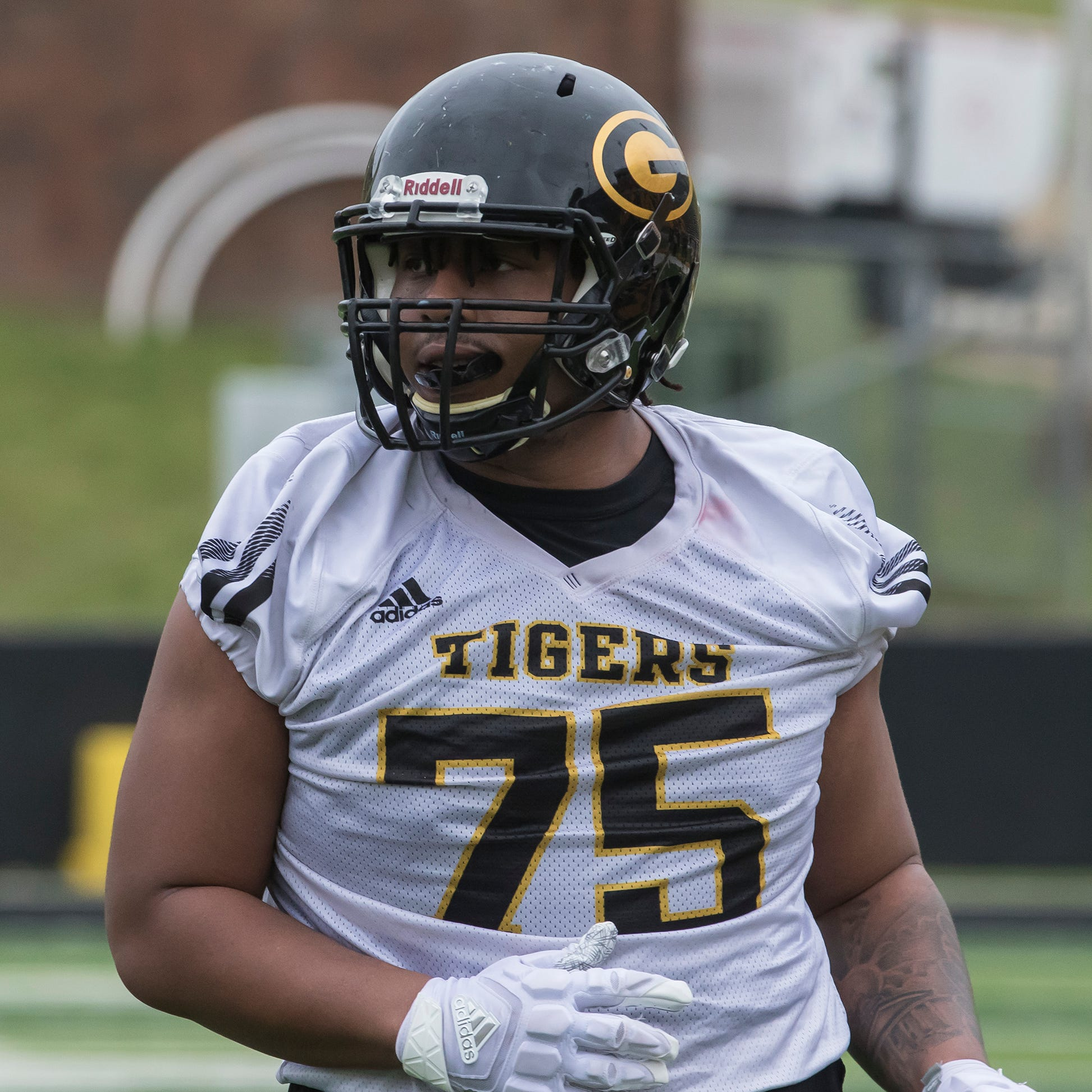 Grambling Spring Cleaning 2019: Offensive line
