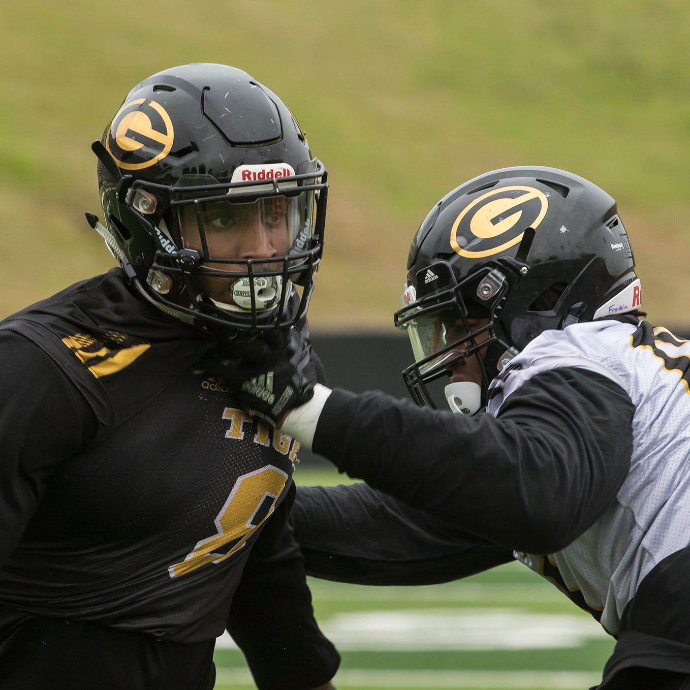 Grambling State ramps up physicality in second spring scrimmage