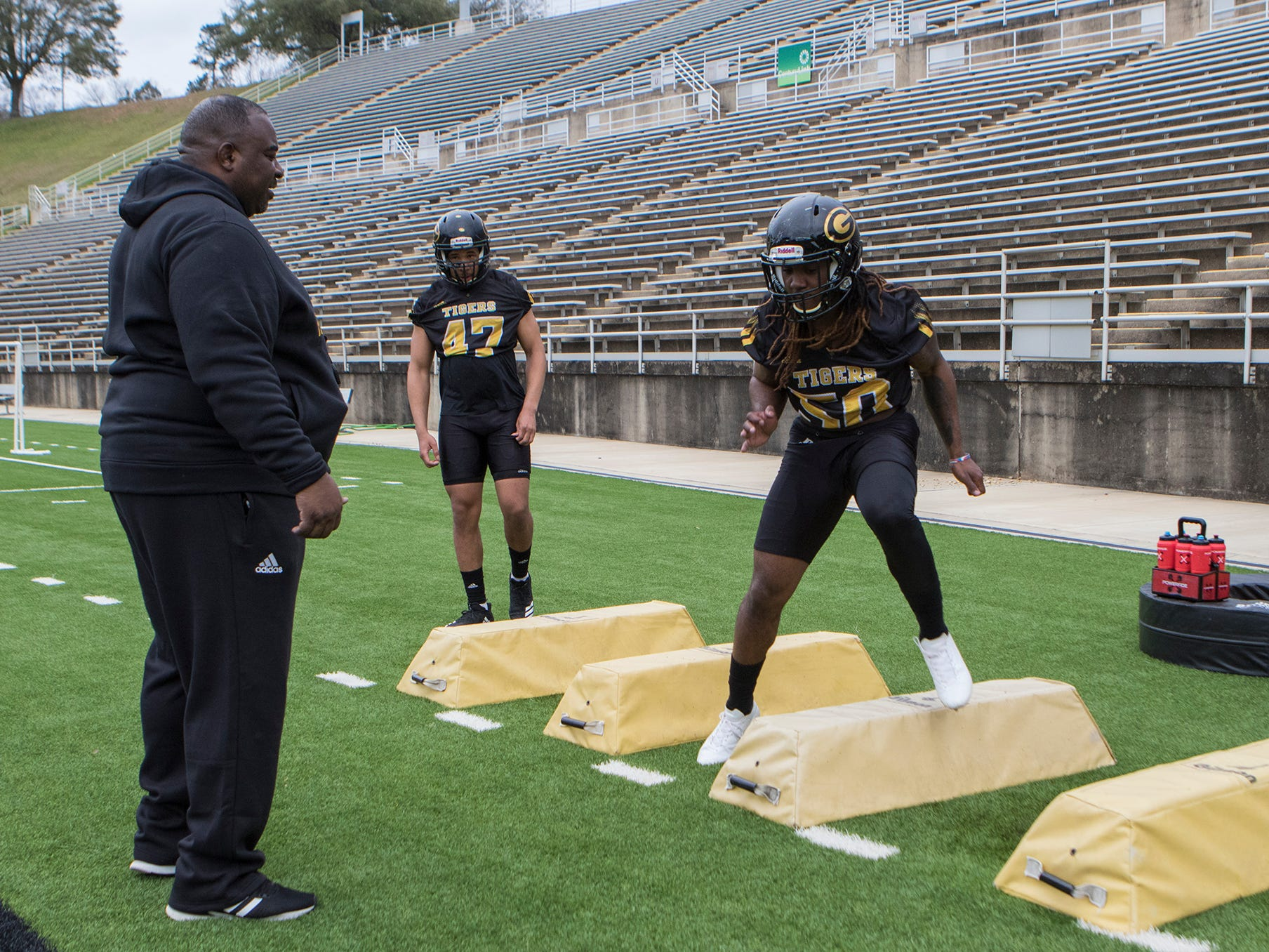 Grambling Spring Cleaning 2019: Linebackers