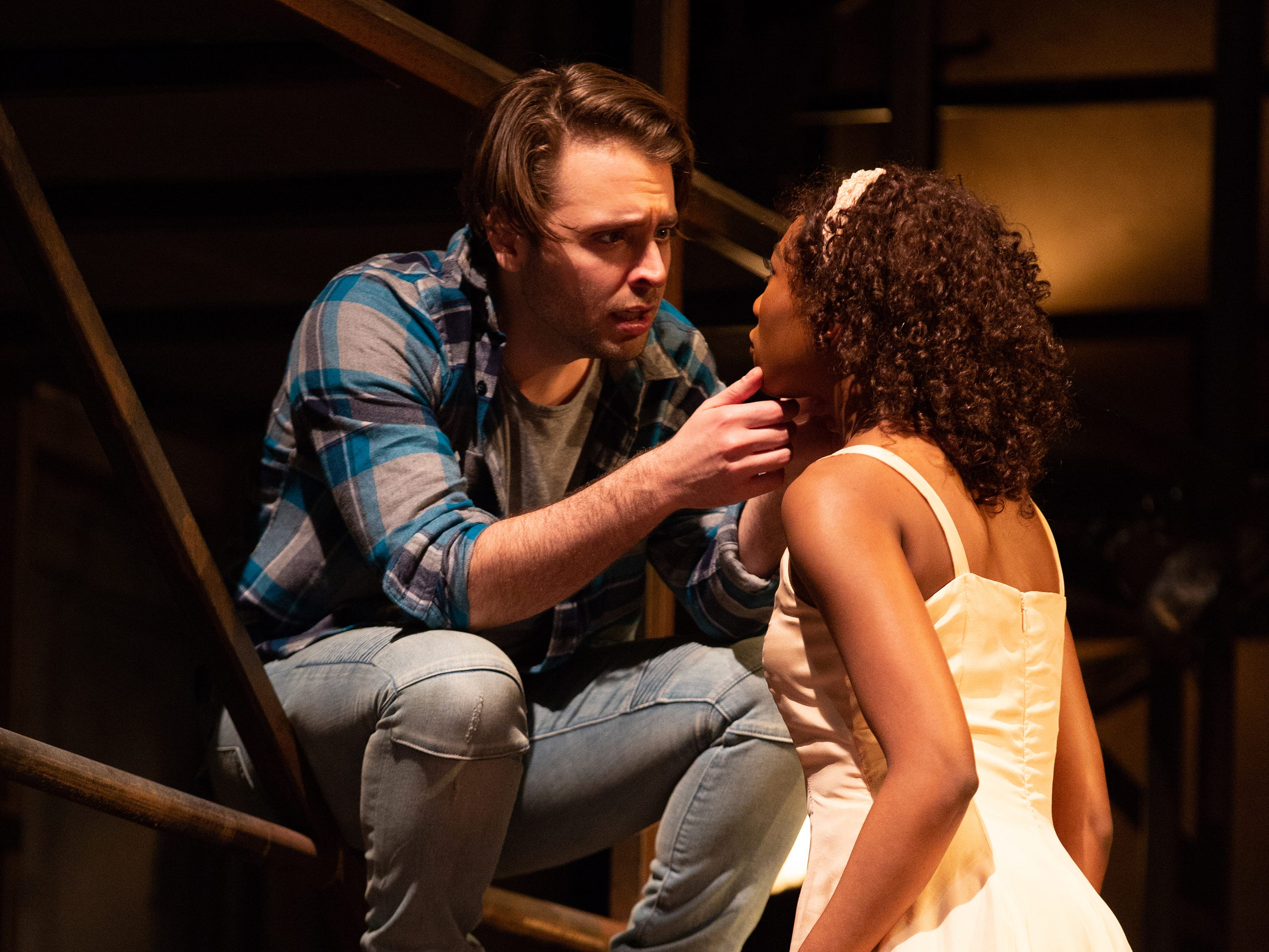 "A story of ""star-crossed lovers"" in the middle of a family feud is being p[resented by Alabama Shakespeare Festival in Montgomery. Set in a mid-20th century American town, this production of William Shakespeare's ""Romeo & Juliet"" runs Feb. 28-April 28."