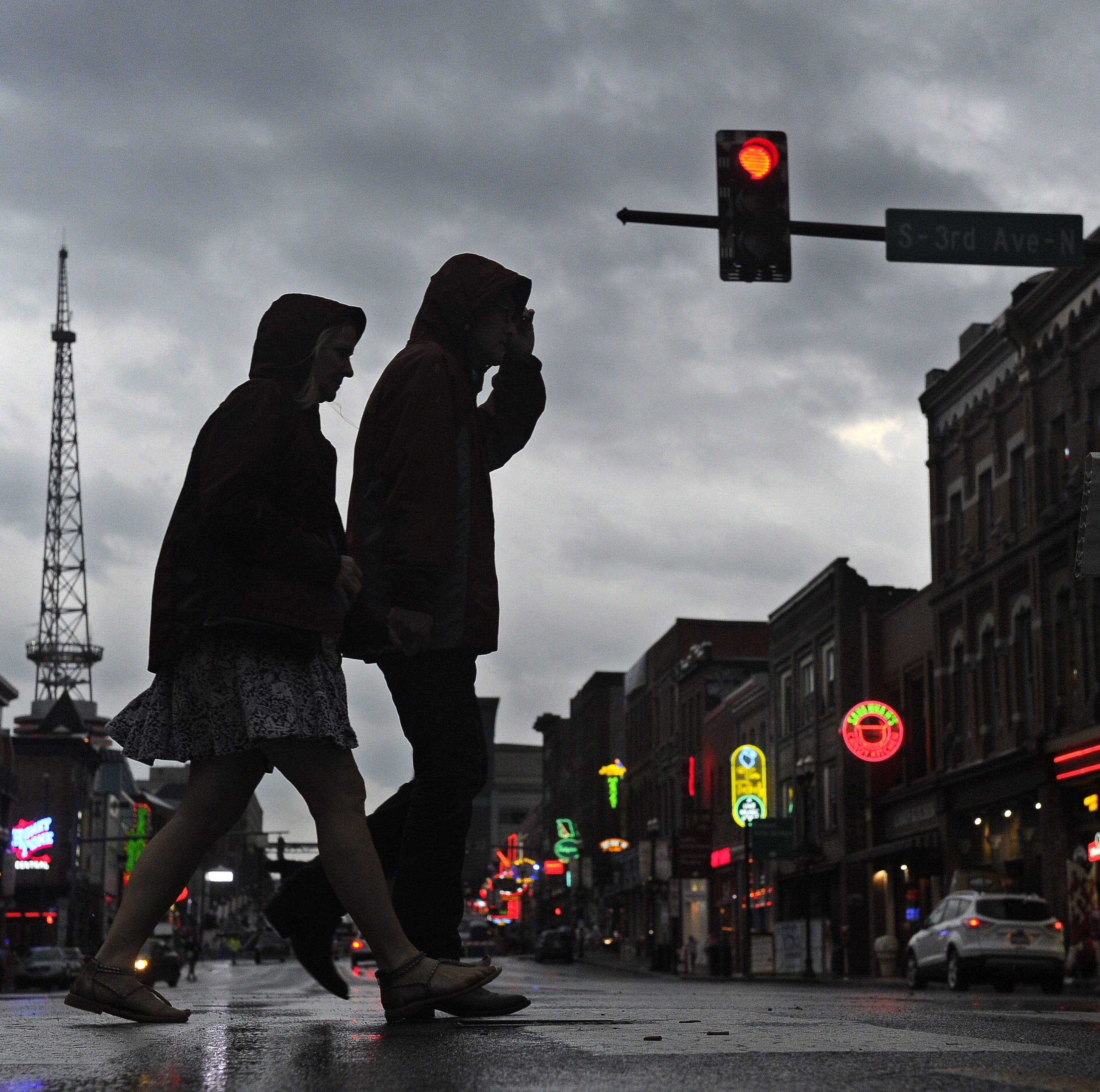 Forecast: Severe storms moving through Middle Tennessee overnight