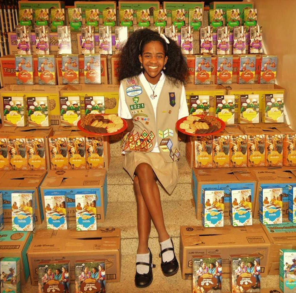 Sustaining the future, Girl Scout style | Opinion