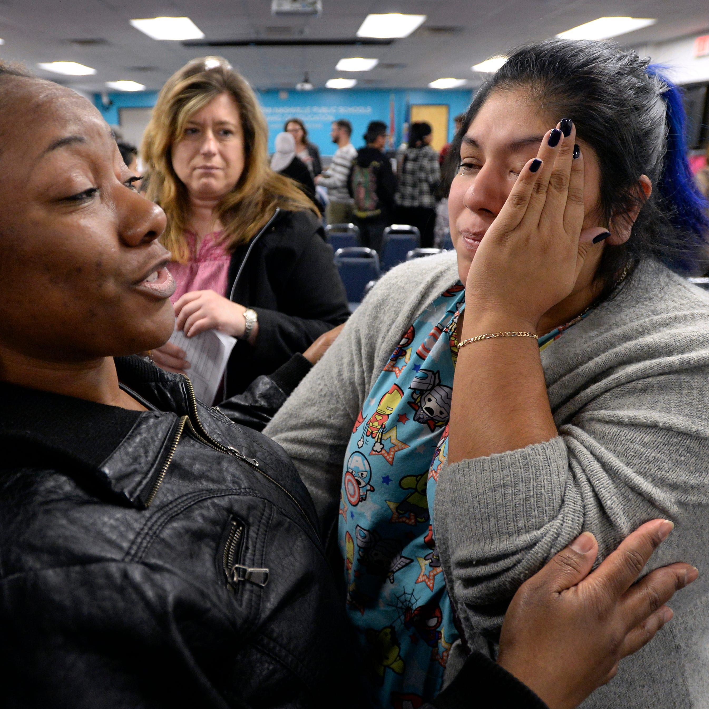 New Vision charter schools closure: Parents express frustration to Nashville schools on next steps