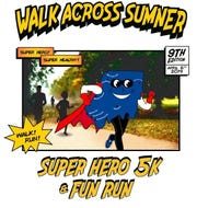 The Super Hero 5k takes place April 6, 2019.