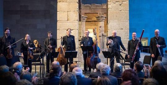 Sharoun Ensemble (Schubert-Oktett)