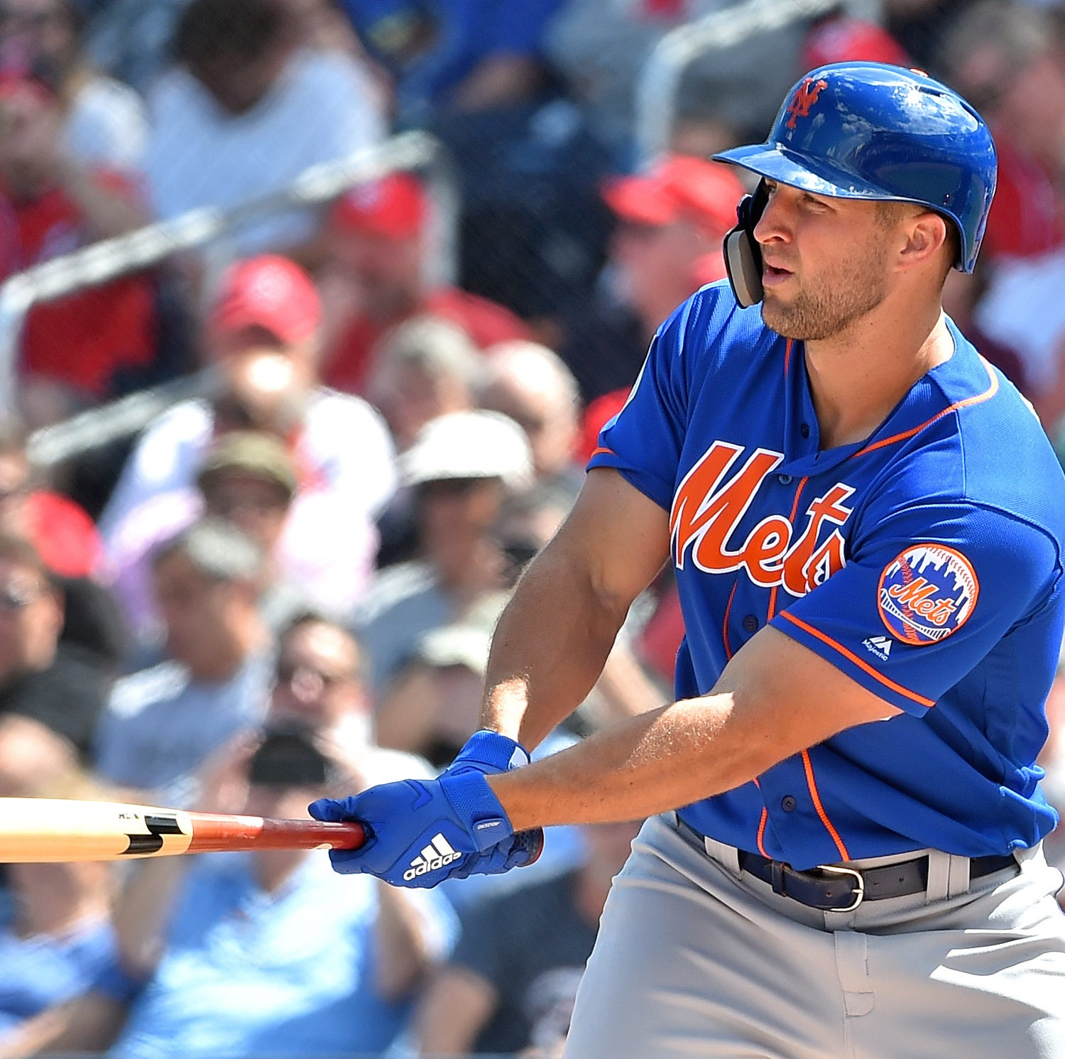 Tim Tebow is coming to town. The former Gator and Heisman winner plays at JetBlue Park on Saturday.