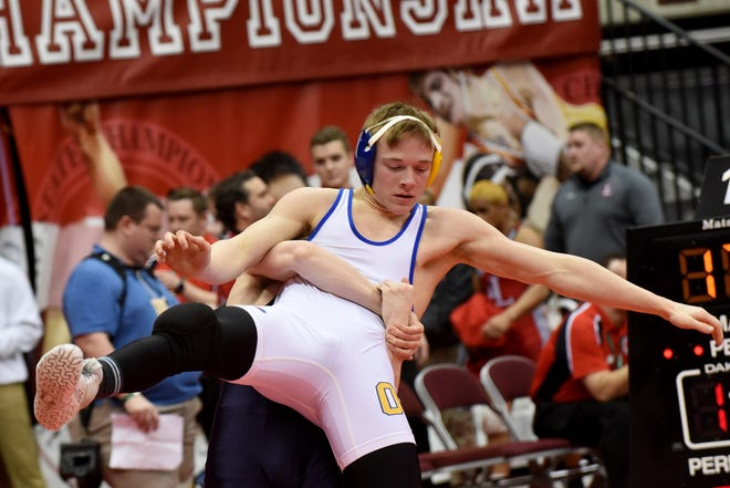 Ontario junior Ethan Turnbaugh is already a two-time MOAC champ and state qualifier
