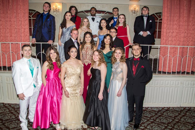 17th annual River Dell Band fashion show at The Fiesta in Wood-Ridge.  03/07/2019