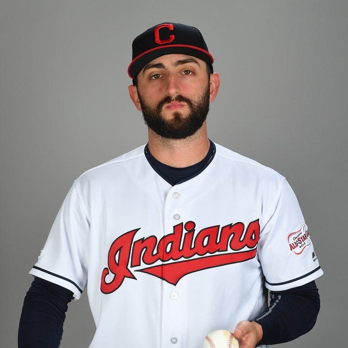 Rob Kaminsky, Englewood Cliffs native and St. Joseph grad, climbing Cleveland Indians' system