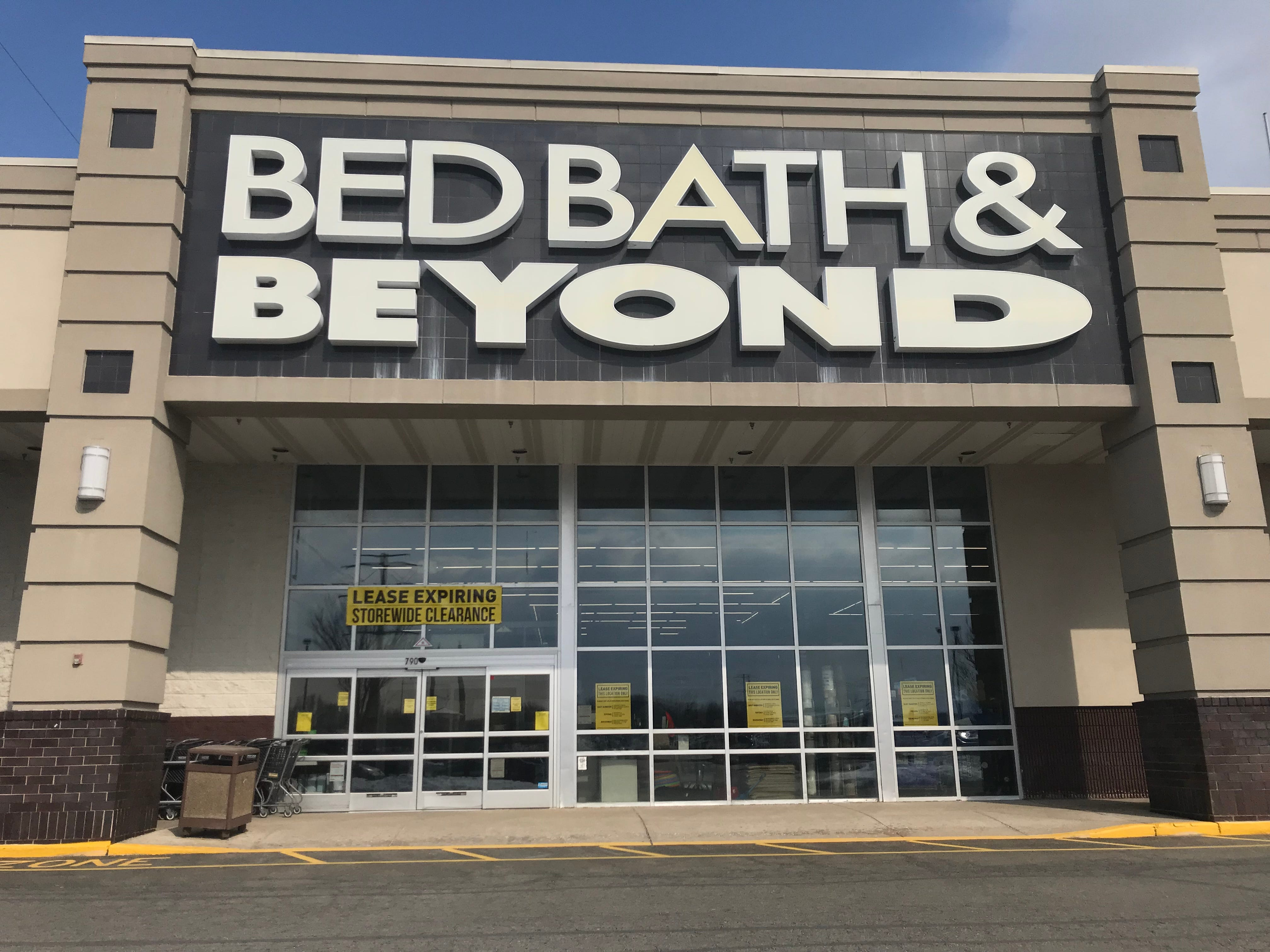 Bed Bath Beyond In Parsippany Nj To Close This Summer