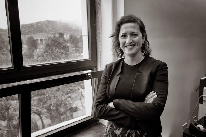 Mariana Padilla, New Mexico director of the Children's Cabinet