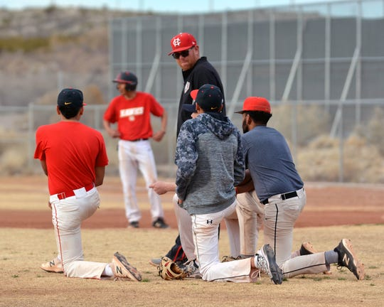 Centennial is the favorite in a very deep District 3-5A baseball race this season.