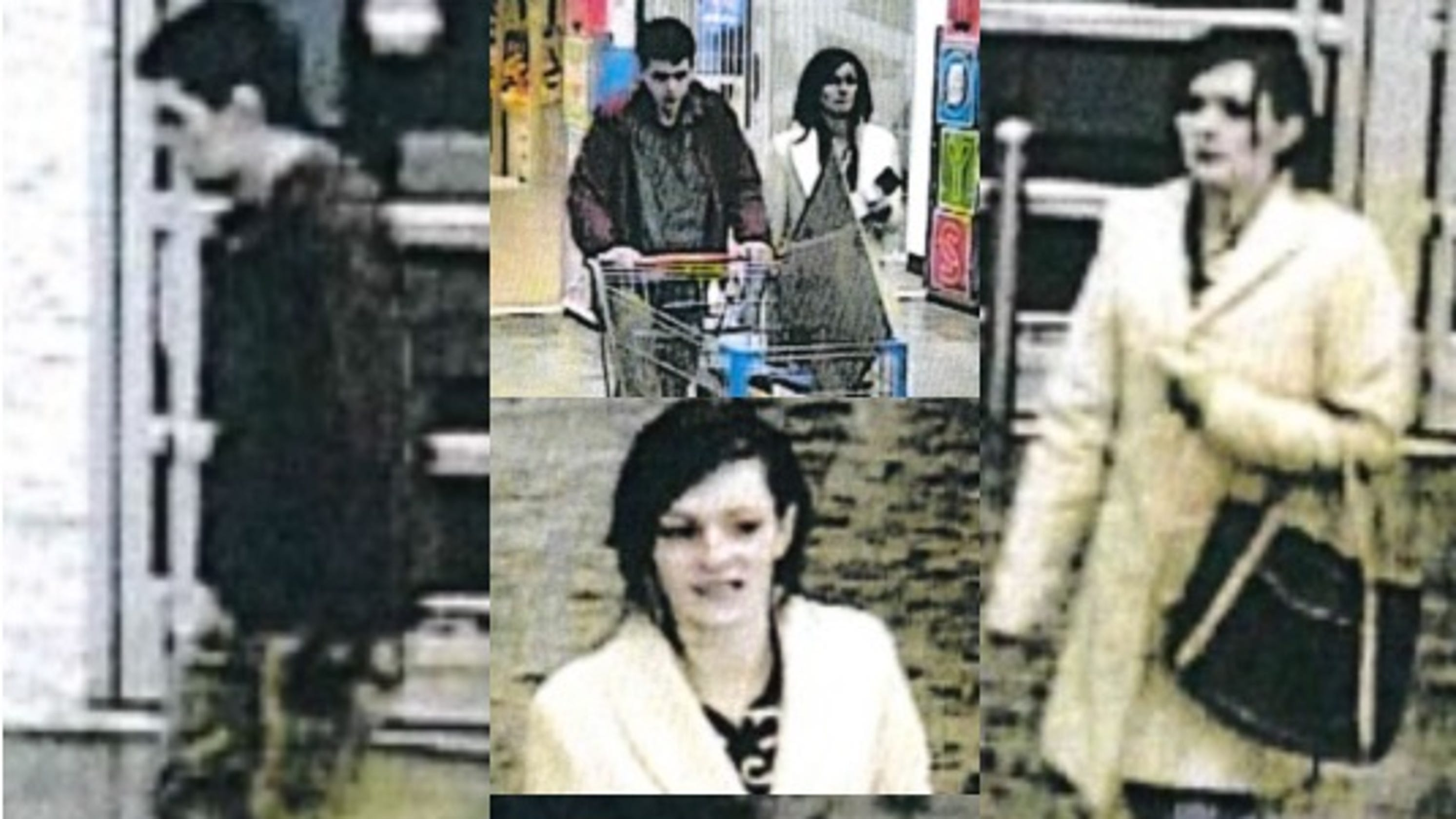 Couple suspected of shoplifting $5,000 in cell phones from Walmart