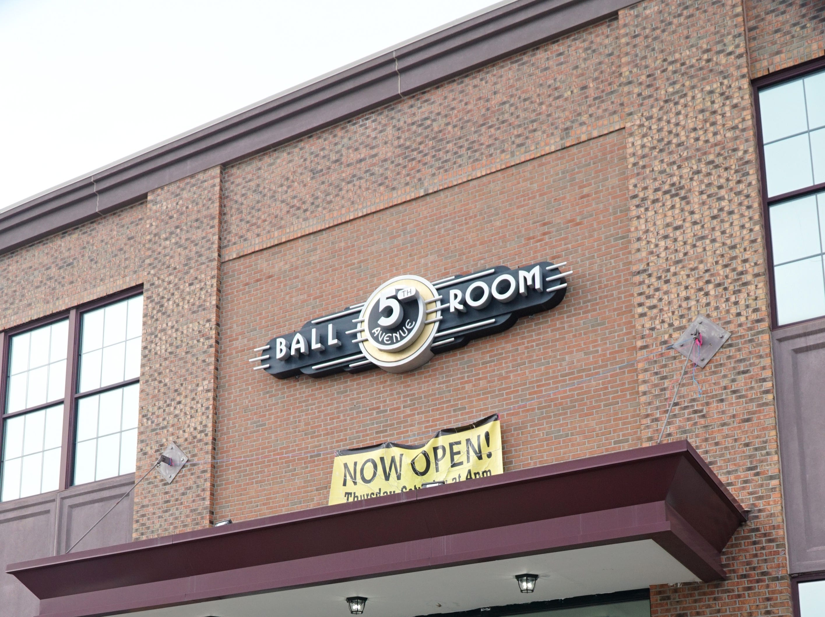 Novi's 5th Avenue Ball Room has re-opened for Thursday through Saturday nights. The pub is located at Novi Road at Trans X Drive.