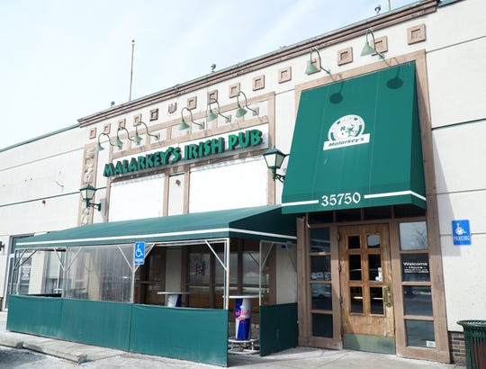 Malarkey's Irish Pub will soon close for good at its Westland location on Warren Ave.