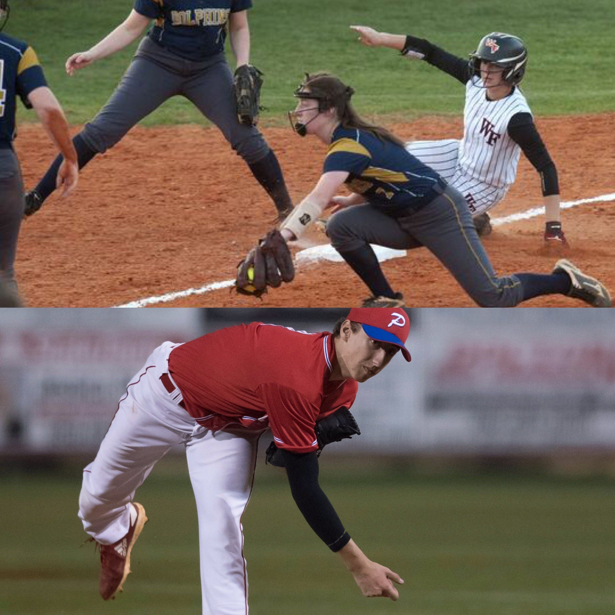 Klemm, Sproat win PNJ Softball, Baseball Player of the Week Honors