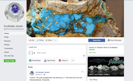 The owner of Scottsdale Jewels LLC faces a charge of selling fake Native American jewelry.