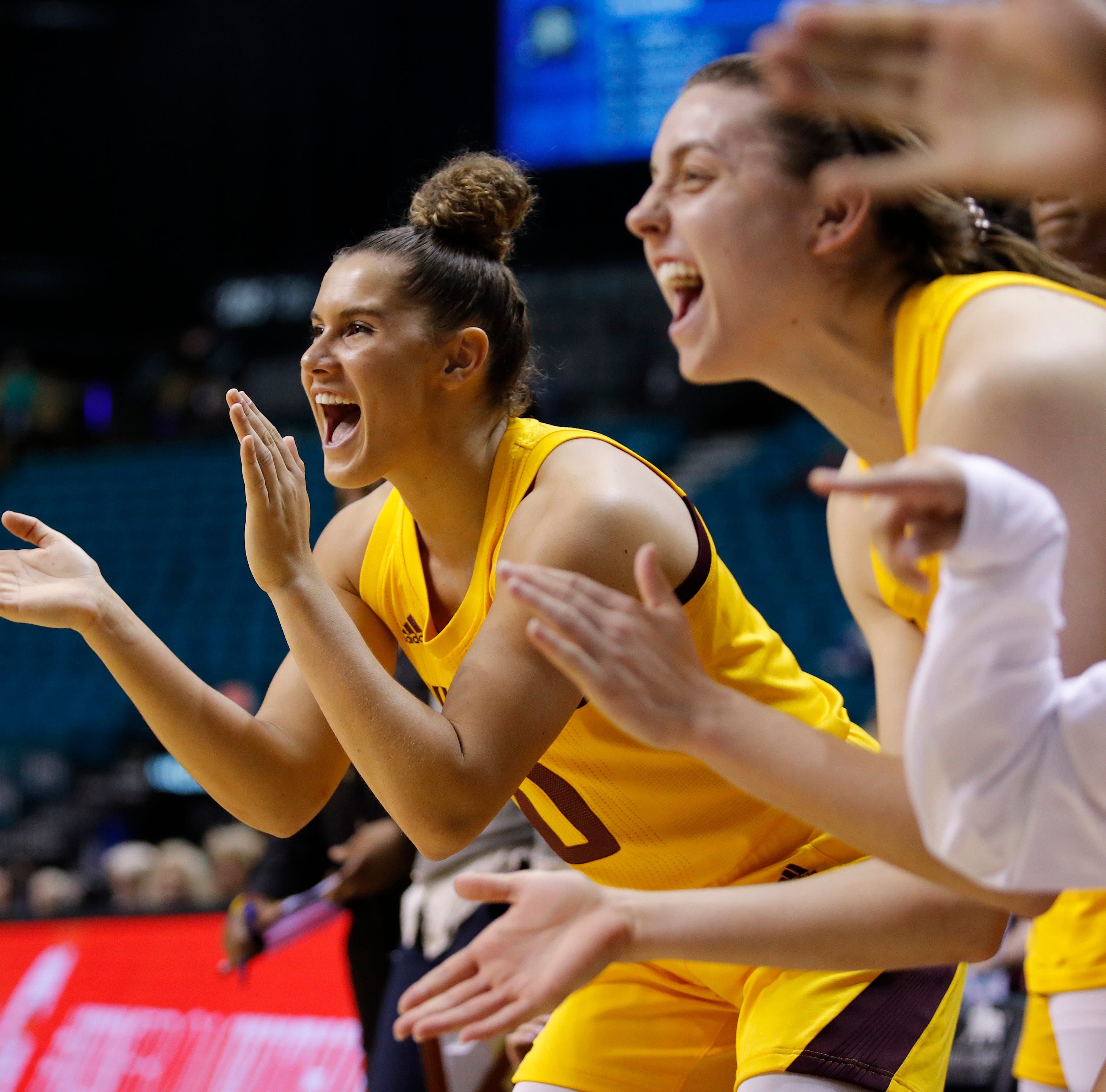 ASU women's basketball clears first round of Pac-12 tournament in win over Colorado