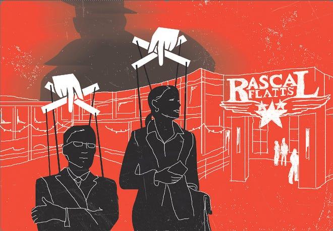 rascal flatts illustration 7