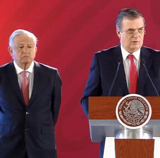 Política del Gobierno de México busca proteger al migrante en el exterior