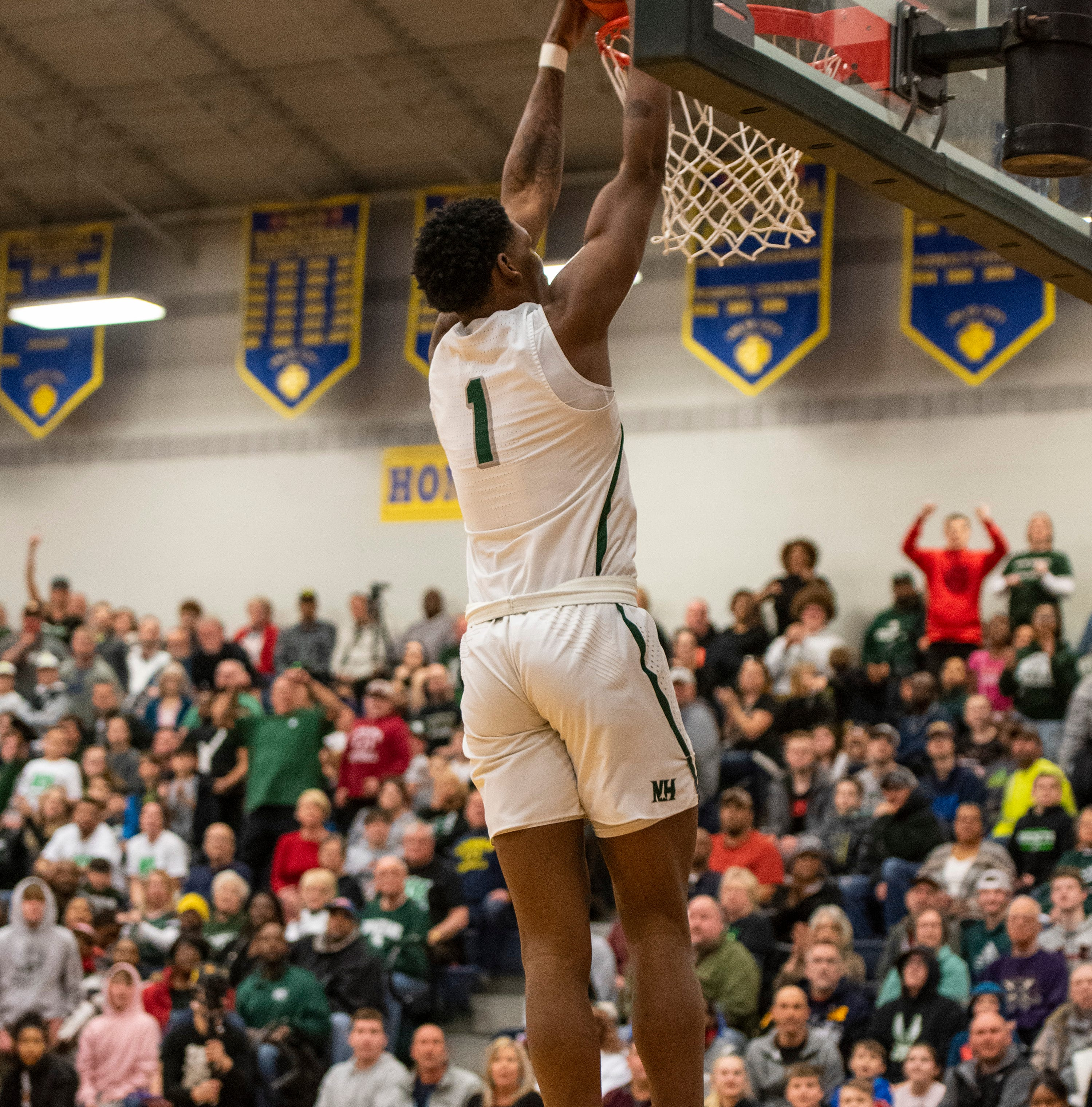 Regional Basketball: New Haven claims fifth straight title