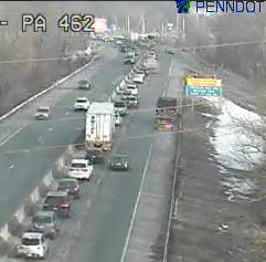 Police: I-83 driver not at fault in fatal York-area pedestrian crash