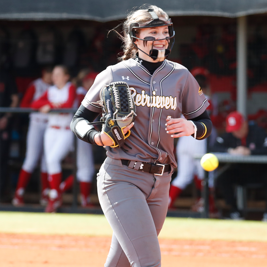 York County softball pitcher continues to dazzle with fifth no-hitter of college season