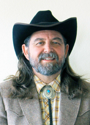 A submitted photo of Sam Toll, the editor of The Storey Teller. The Storey Teller is an online news site based in Virginia City.