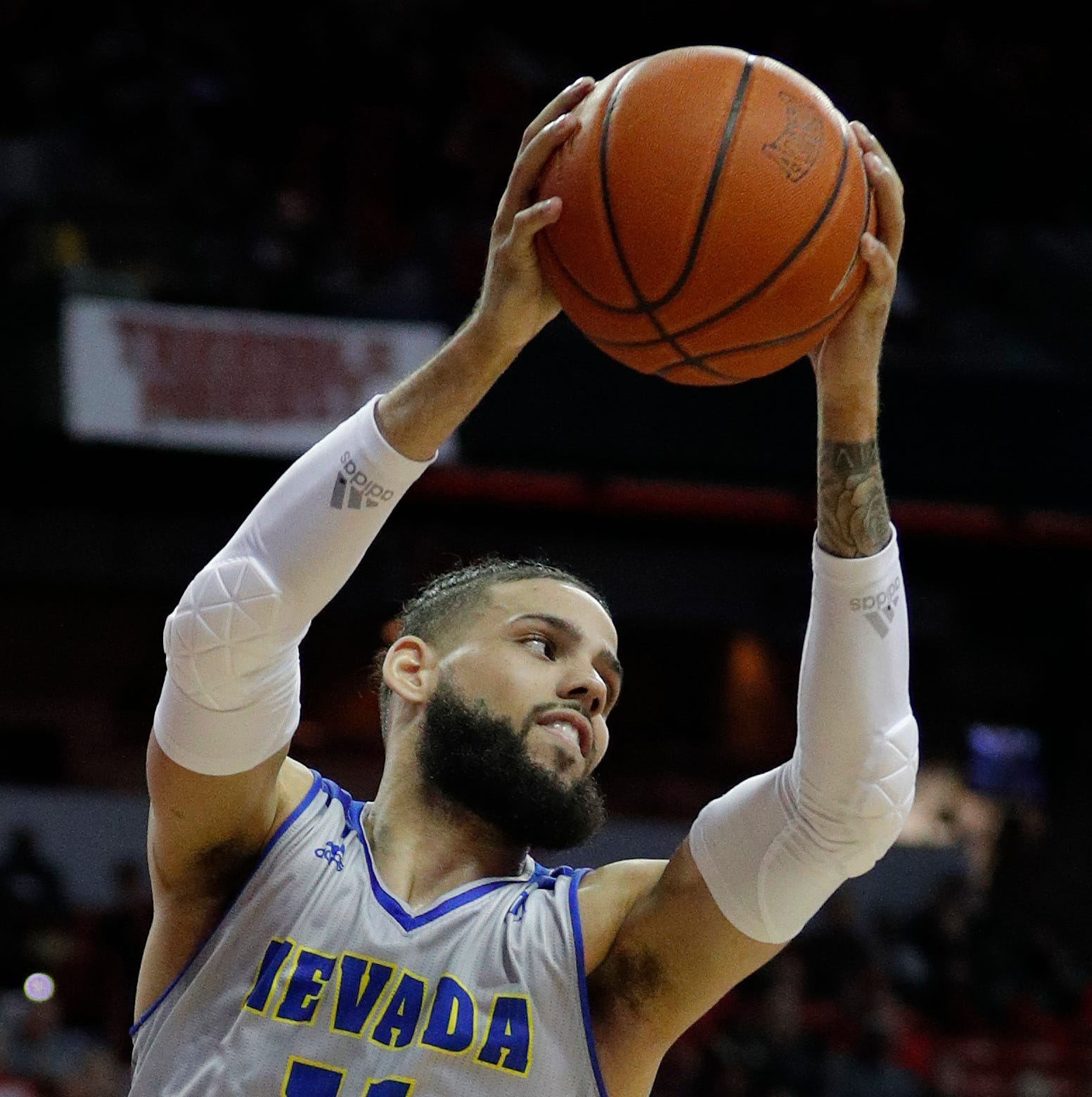 'All the baskets are for her': Who Nevada's Cody Martin dedicates his success to