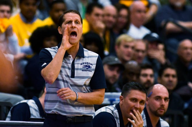 Head coach Eric Musselman and the Wolf Pack square off against Florida on Thursday.