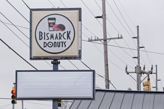 Bismarck Donuts & Coffee soon will open in the former Square Donuts location on Richmond's west side.