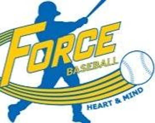 FORCE Baseball logo