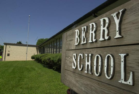 The Springfield school board voted 6-0 to close Berry school in May 2002. At the time, enrollment had dwindled to 64 students.