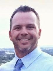 Chad Davis, president International Association of Firefighters local 152