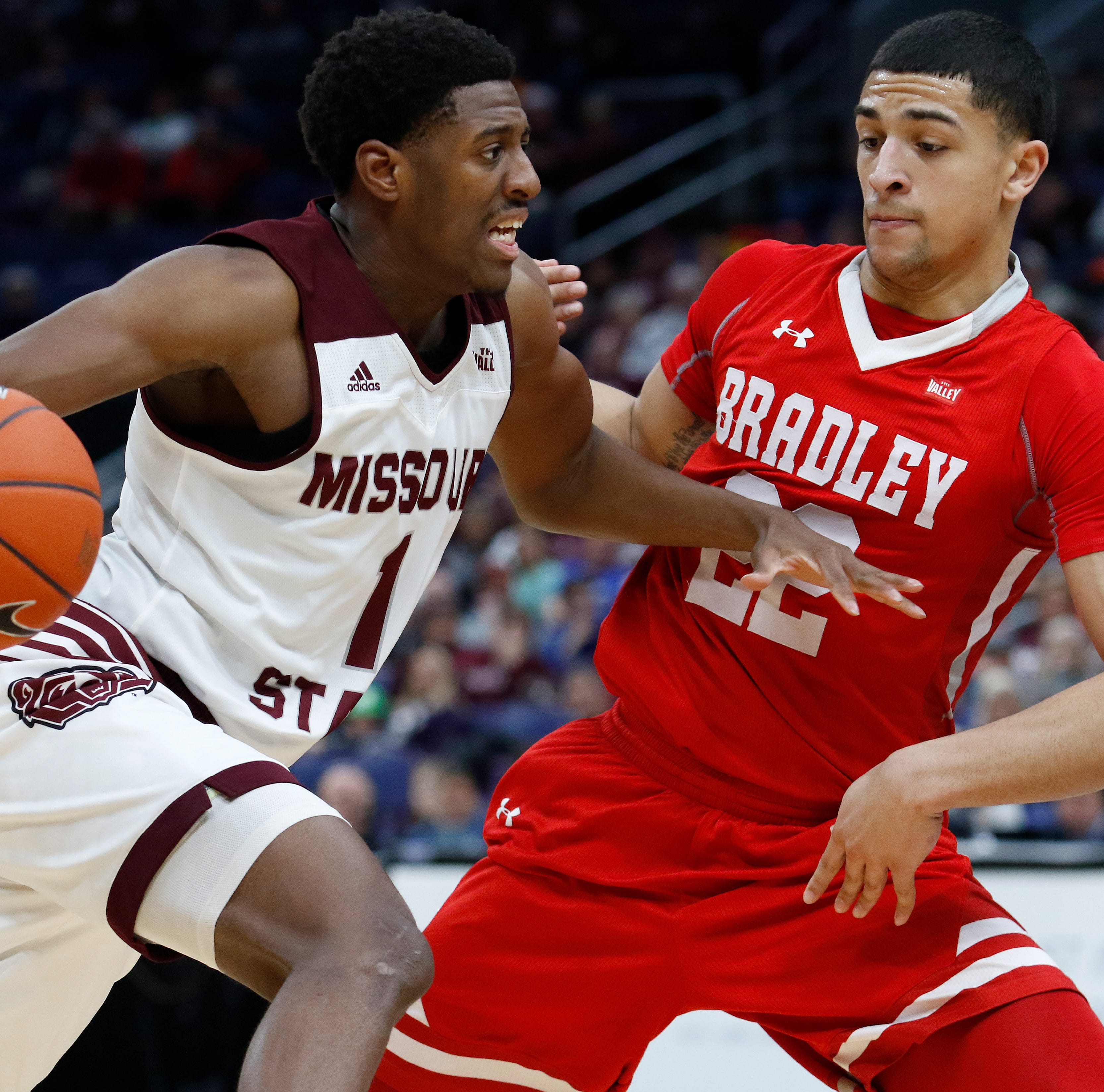Missouri State's season ends in Arch Madness quarterfinals with loss to Bradley