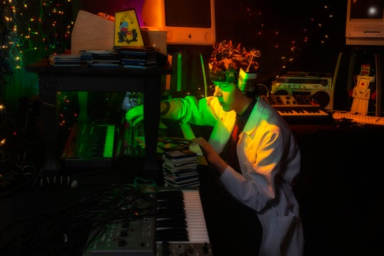 Eli Raybon will take on the persona of a mad scientist during his South by Southwest performance.