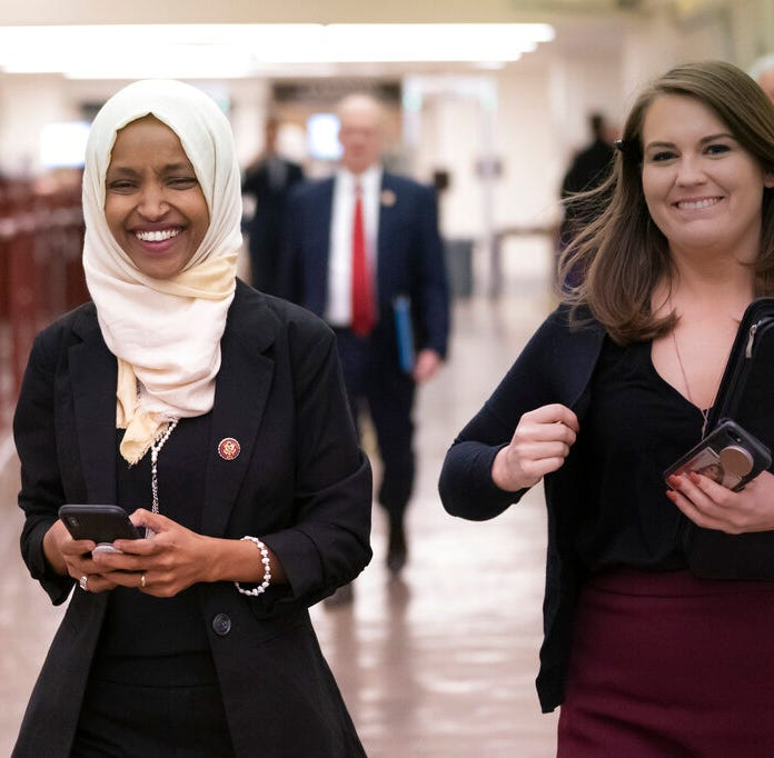 Why isn't Pelosi getting tough on Democrats like Ilhan Omar?