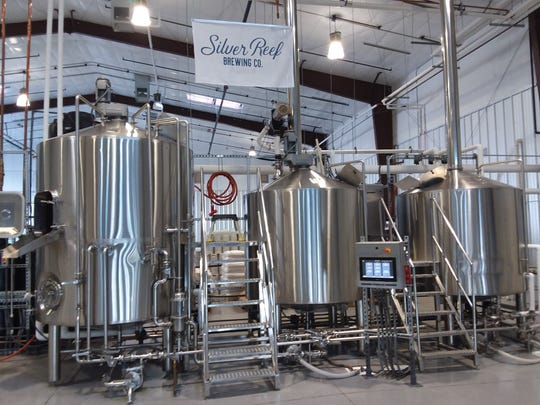 The Silver Reef Brewing Company began delivering local brews to restaurants in the St. George area in January.