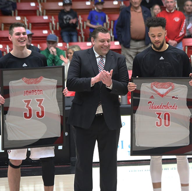SUU basketball seniors feel they elevated the T-bird program