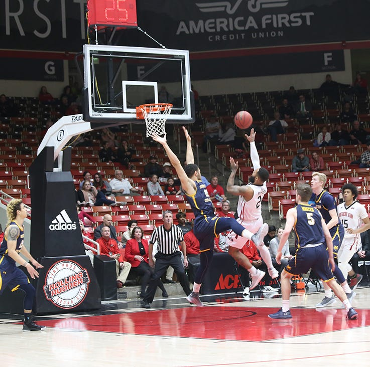 SUU falls to hot-shooting Northern Colorado in its final game before the Big Sky Tourney