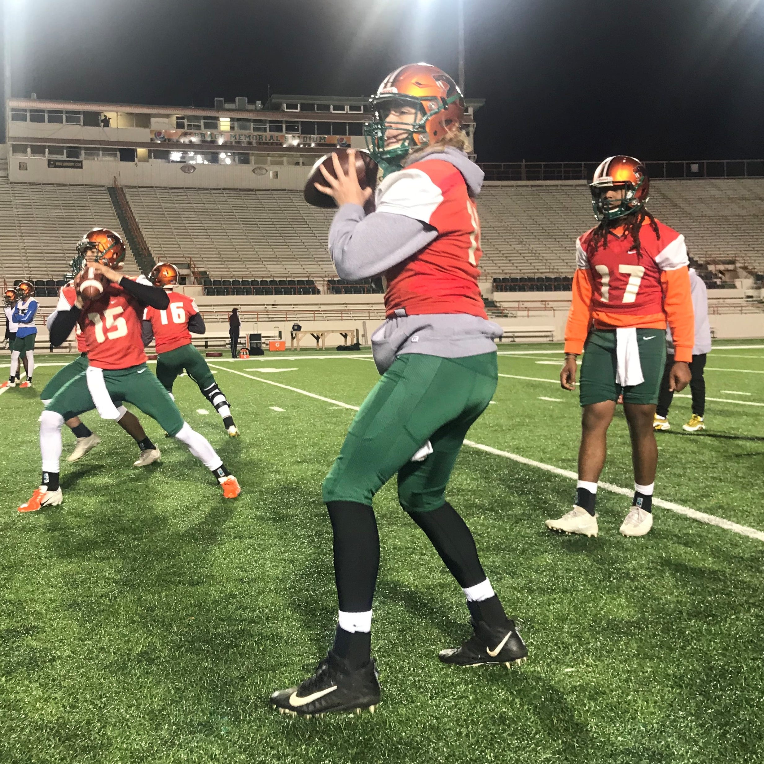 Redemption Song: FAMU QB Ryan Stanley returns with a mission to elevate his play