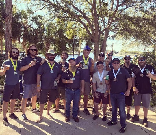 Seven of the Treasure Coast breweries won medals at the 2019 Best Florida Beer professional competition.
